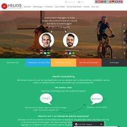 Outsourcing Website Ontwikkeling Bedrijf