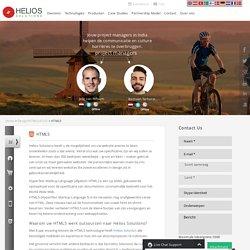 HTML5 Website Ontwikkeling Agency