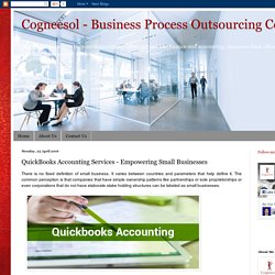 QuickBooks Accounting Services - Empowering Small Businesses