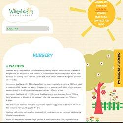 Outstanding nurseries in wimbledon