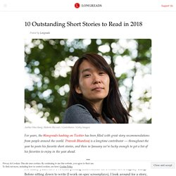 10 Outstanding Short Stories to Read in2018