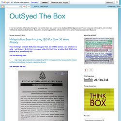 OutSyed The Box