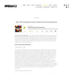 Ep-84 Outward and Inward Conversations