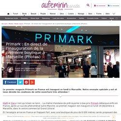 Primark : Ouverture de la première boutique en France ! (Photos)