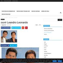 ouvir Leandro Leonardo - Musicas TV.com