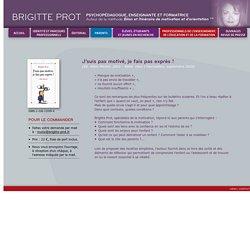 Ouvrage - Brigitte PROT