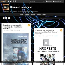 ouvrage - Corps en Immersion