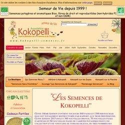 "Ouvrage ""Les Semences de Kokopelli"""