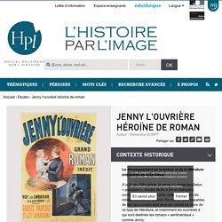 Jenny l'ouvrière héroïne de roman