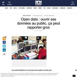 Open data : ouvrir ses données au public, ça peut rapporter gros