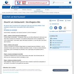 Ouvrir un restaurant : les étapes-clés