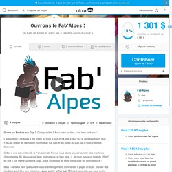 Ouvrons le Fab'Alpes