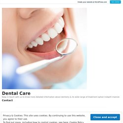 An Overall Significance Of Kids Dental Cleaning