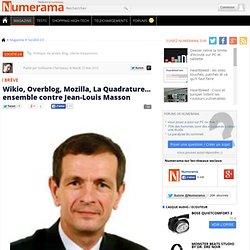 Wikio, Overblog, Mozilla, La Quadrature... ensemble contre Jean-