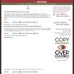 Overclocked » News