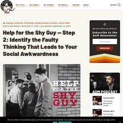 Overcome Social Awkwardness