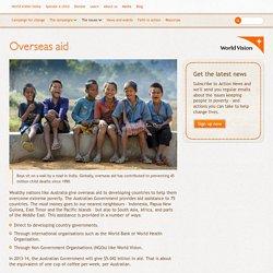 World Vision Australia - Campaign for change