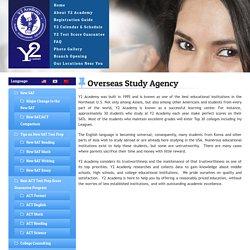 Overseas Study Agency PA, SAT Prep Programs USA