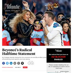 How Beyonce and Bruno Mars Overshadowed Coldplay's Bland Uplift at the Super Bowl Halftime Show