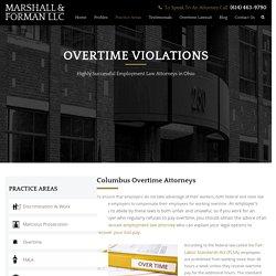 Columbus Overtime Attorney