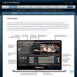 Overview LIGHTWORKS