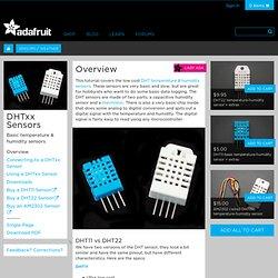DHTxx Sensors