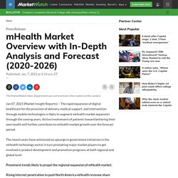 mHealth Market Overview with In-Depth Analysis and Forecast (2020-2026)
