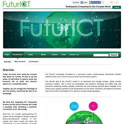 FuturICT FET Flagship