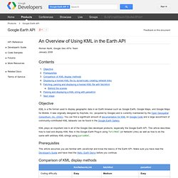 An Overview of Using KML in the Earth API - Google Earth API - Google Code