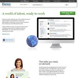 Un monde de talents prêts à travailler