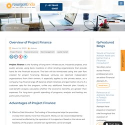 Overview of Project Finance