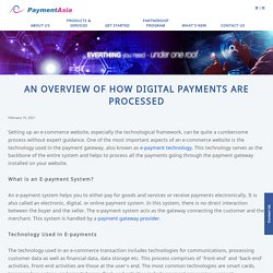 An Overview of How Digital Payments are Processed