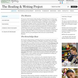 Overview - The Reading