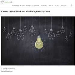An In-depth Overview of WordPress Idea Management Systems