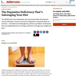 Overweight with ADHD: Weight Loss Tips That Actually Work