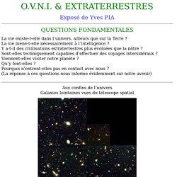 OVNI et EXTRATERRESTRES