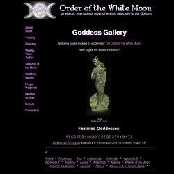 OWM Goddess Gallery