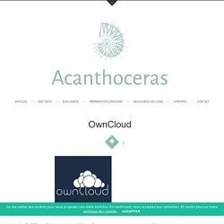 OwnCloud - Acanthoceras