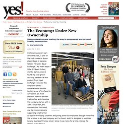 The Economy: Under New Ownership by Marjorie Kelly