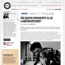De quoi OWNI est-il le laboratoire? » Article » OWNI, Digital Journalism