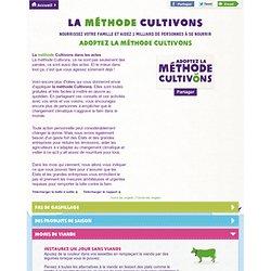 Oxfam La méthode Cultivons