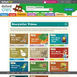 Storyteller Videos