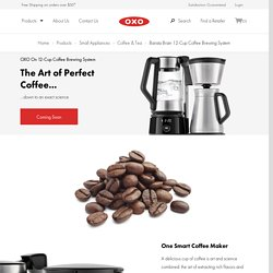 OXO On 12-Cup Coffee Brewing System