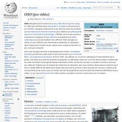 OXO (jeu vidéo)
