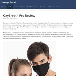 OxyBreath Pro Reviews, Price, Facts