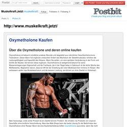 Oxymetholone Kaufen