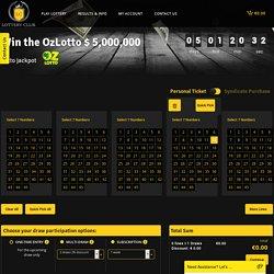 Online Lottery Australia