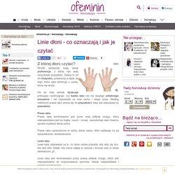Wróżenie z dłoni (chiromancja)
