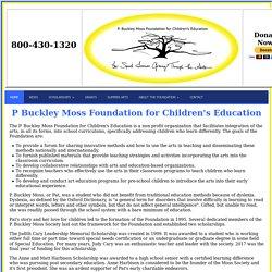 P. Buckley Moss Foundation