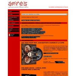 a.p.r.e.s / édition(s)